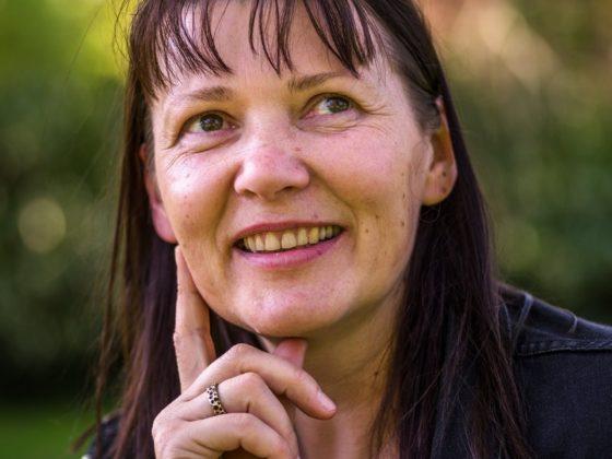 Vokietijos lietuvė, germanistė, laureatė S. Petraškaitė-Pabst (Autorės, konkurso laureatės archyvo nuotr.)