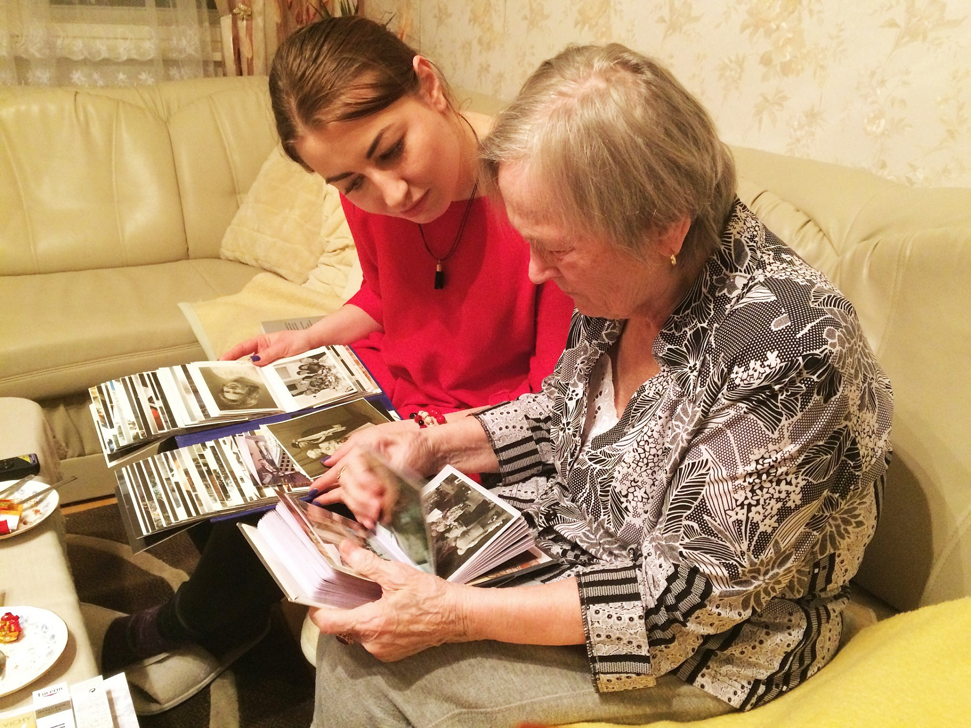Interviu akimirka Berlyne su vilko vaiku Dora Gudienė