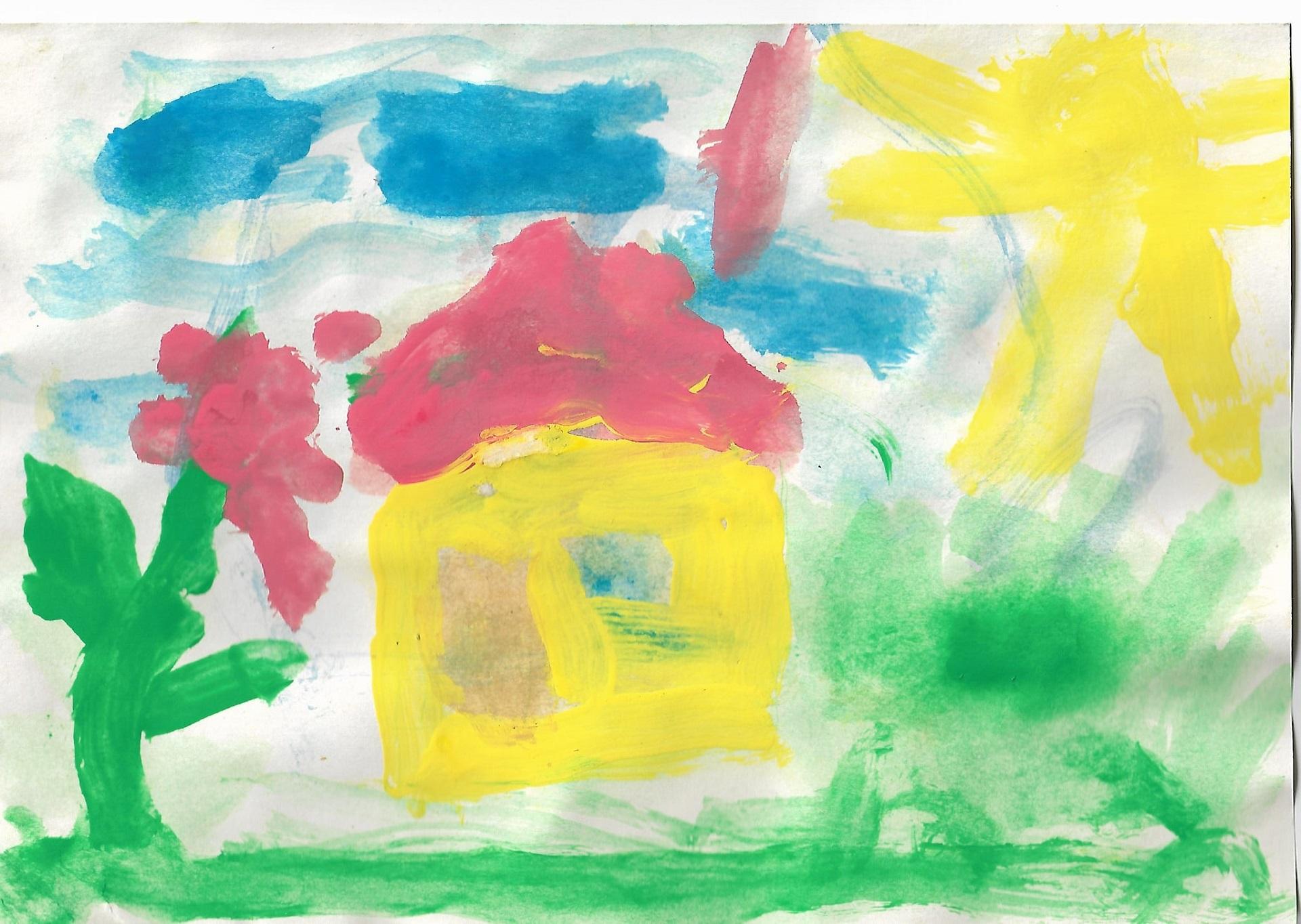 """""""Močiutės namas"""" - Amelie, 5 metai (Römerberg)"""